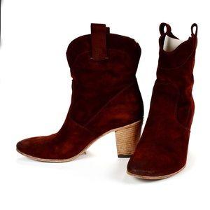 Alberto Fermani Chiara Ankle Boots 5.5